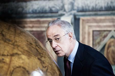 『ローマに消えた男』 ©Bibi Film ©Rai Cinema