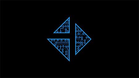 『3331α Art Hack Day 2015』ロゴ