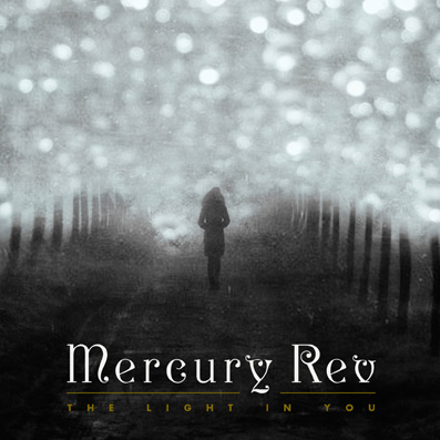 Mercury Rev『The Light In You』ジャケット