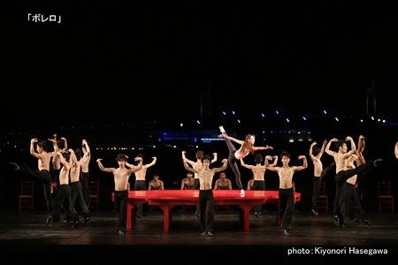『ボレロ』より上野水香 Photo: Kiyonori Hasegawa