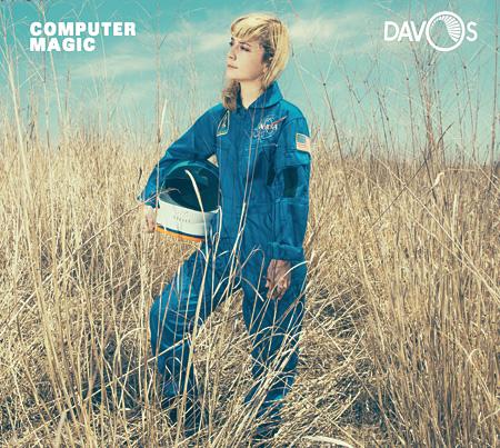 Computer Magic『Davos』日本盤ジャケット