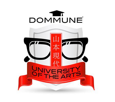 『DOMMUNE UNIVERSITY OF THE ARTS「THE 100 JAPANESE CONTEMPORARY ARTISTS / season 3」』ビジュアル ©Naohiro UKAWA / DOMMUNE