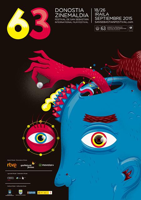 『第63回サン・セバスチャン国際映画祭』メインビジュアル