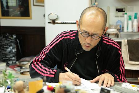 藤田和日郎『浦沢直樹の漫勉』より