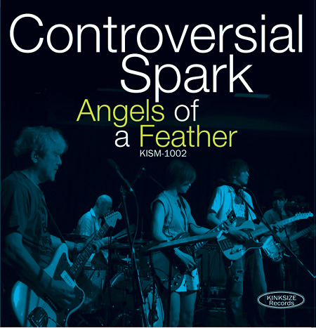 Controversial Spark『Angels of a Feather』ジャケット