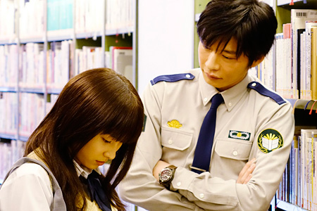 『図書館戦争 BOOK OF MEMORIES』 ©TBS