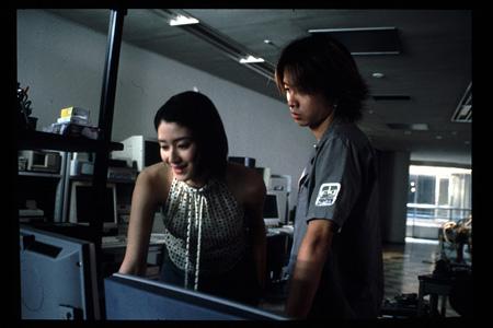 『回路』 ©2001角川映画,日本テレビ,博報堂/IMAGICA