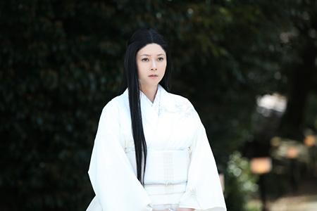 『蜜のあわれ』より、田村ゆり子役の真木よう子