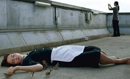 『バードピープル』 ©Archipel 35 - France 2 Cinéma - Titre et Structure Production
