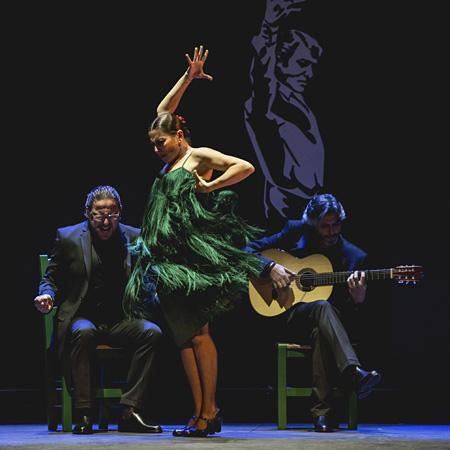 サラ・バラス『ボセス フラメンコ組曲』©Santana de Yepes