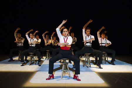 アンダルシア・フラメンコ舞踊団『イマヘネス』 ©Luis Castilla