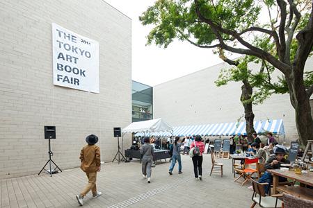 『THE TOKYO ART BOOK FAIR』昨年の会場風景