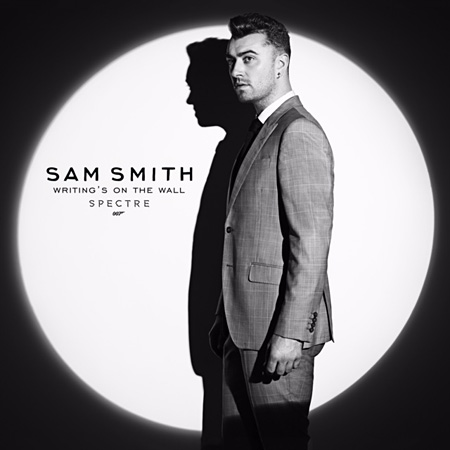 Sam Smith『Writing's On The Wall』ジャケット