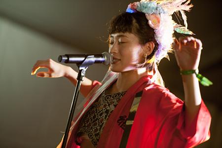 水曜日のカンパネラ 2015年9月5日に神奈川・川崎の東扇島東公園で開催された『BAYCAMP 2015』の模様