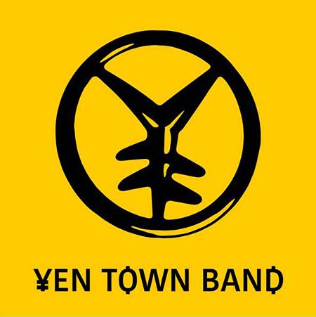 YEN TOWN BANDロゴ