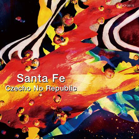 Czecho No Republic『Santa Fe』通常盤ジャケット
