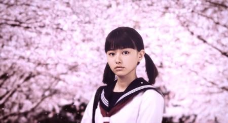 『桜ノ雨』 ©2015 halyosy、藤田遼、雨宮ひとみ、スタジオ・ハードデラックス/PHP研究所/『桜ノ雨』製作委員会