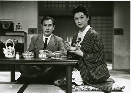 『お茶漬の味』 ©1952 松竹