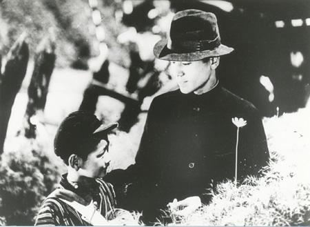 『一人息子』 ©1936 松竹