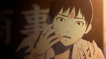 『「亜人」第1部「衝動」』より ©桜井画門・講談社/亜人管理委員会