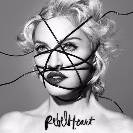 Madonna『Rebel Heart』ジャケット