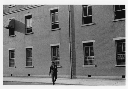 濱谷浩『オフィス街』丸の内、東京 1937年 Courtesy Estate of Hiroshi Hamaya, Oiso, Japan