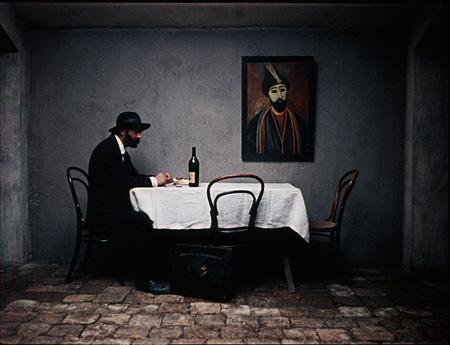 『放浪の画家ピロスマニ』