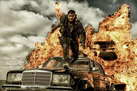 『マッドマックス 怒りのデス・ロード』 ©2014 VILLAGE ROADSHOW FILMS (BVI) LIMITED