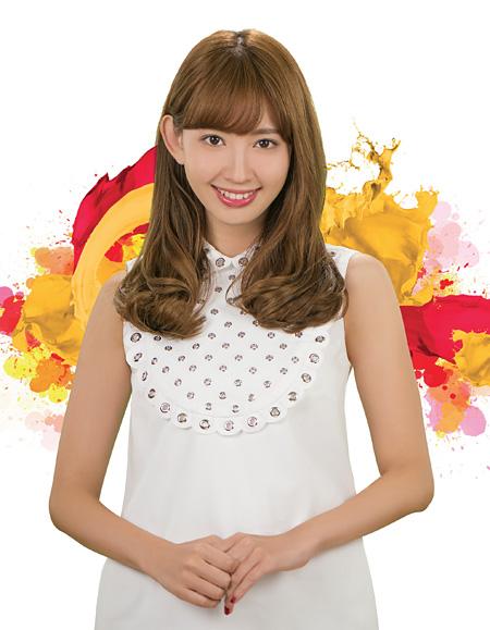 小嶋陽菜(AKB48)