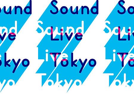 『サウンド・ライブ・トーキョー』ロゴ