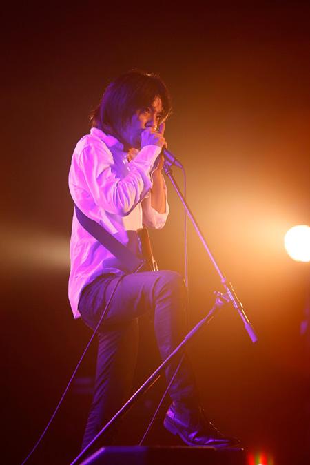 宮本浩次(エレファントカシマシ) 2015年9月27日に開催された『日比谷野外大音楽堂2015』より