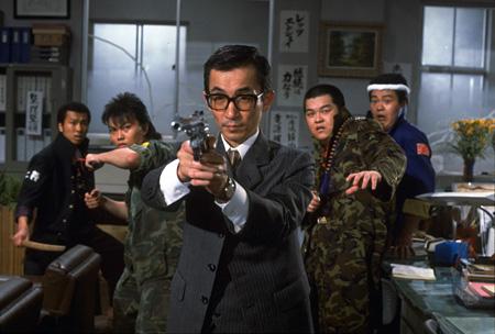 『ビッグ・マグナム黒岩先生』 ©東映