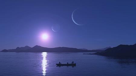 『真珠のボタン』(監督:パトリシオ・グスマン)