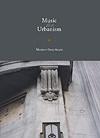 Merzbow+宮台真司『Music for Urbanism』ジャケット