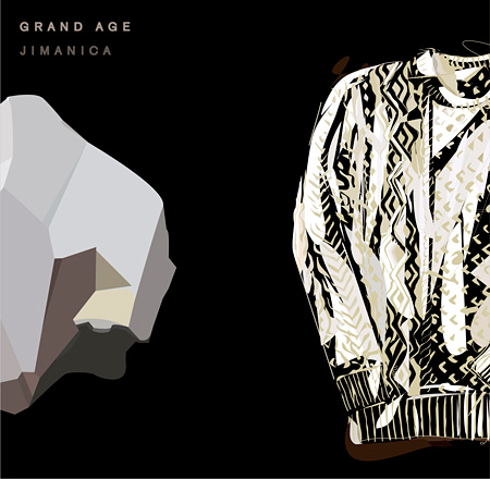 Jimanica『GRAND AGE』ジャケット