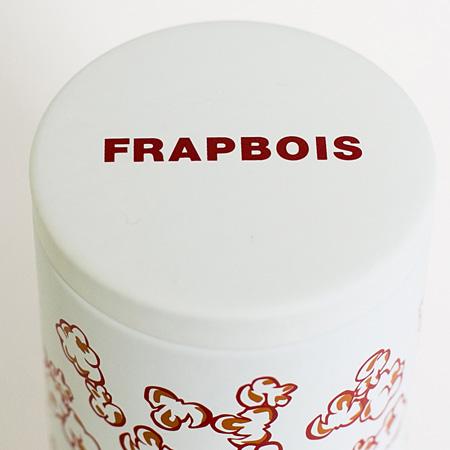 「デザイナーズプレミアムポップコーン」FRAPBOIS