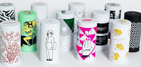 「デザイナーズプレミアムポップコーン」全12種