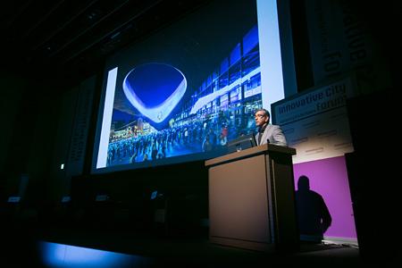 『Innovative City Forum 2013』会場風景