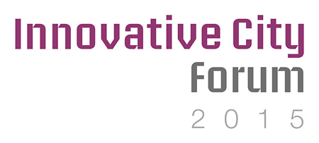 『Innovative City Forum 2015』キービジュアル