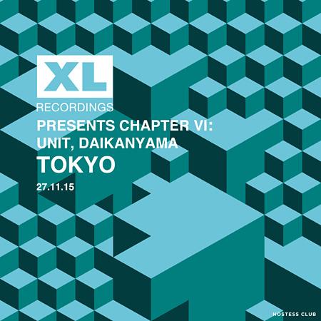 『XL Recordings Chapter VI』イメージビジュアル