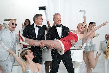『ビル・マーレイ・クリスマス』 ©Netflix. All Rights Reserved.