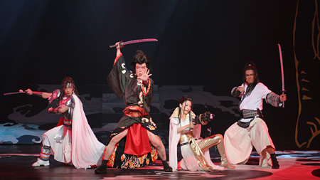 ゲキ×シネ『五右衛門ロック』 ©2009 ヴィレッヂ/劇団☆新感線