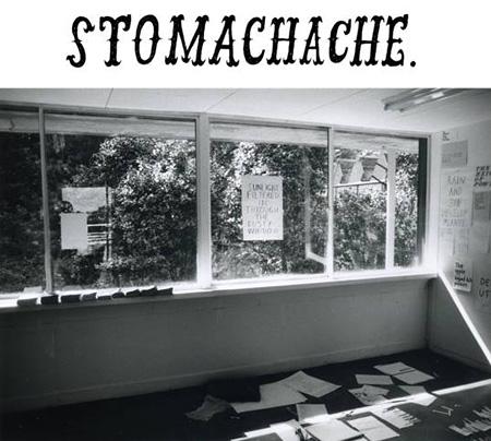 STOMACHACHE.