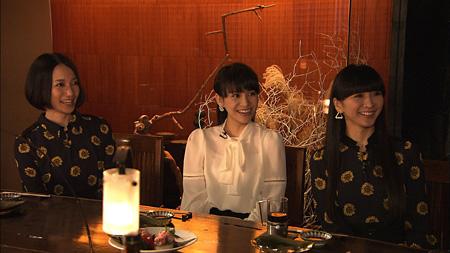 Perfume 『SWITCHインタビュー 達人達(たち)』より