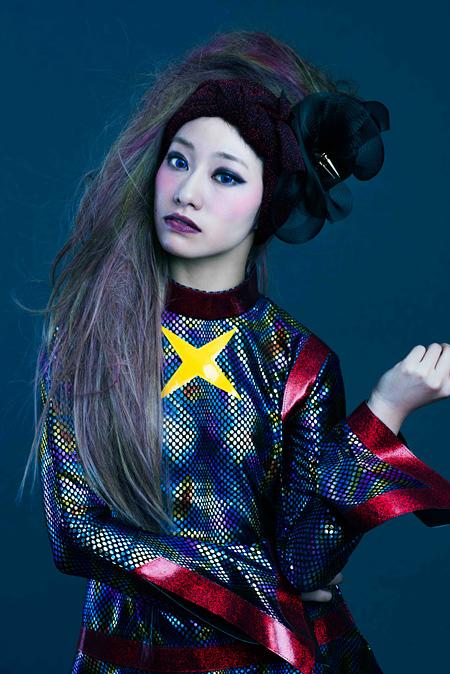 ヘケート役の桜井玲香(乃木坂46) ©ミュージカル「リボンの騎士」製作委員会2015