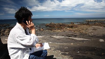 『放射線を浴びたX年後2』 ©南海放送