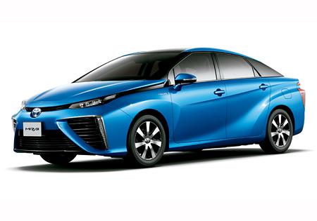 トヨタ自動車株式会社 乗用車「ミライ」