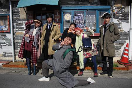 『LIVE!LOVE!SING! 生きて愛して歌うこと 劇場版』 ©2015 NHK