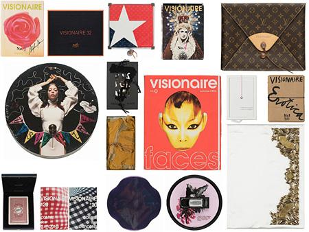 Lot.138 Visionaire『アートブック#1-#64』アートブック、64点、創刊号から#64まで全号揃い エスティメート:1,800,000 - 2,800,000円
