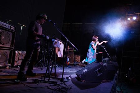 藤岡みなみ&ザ・モローンズ 10月24日に武蔵野美術大学で行われた『オトトヒト』より